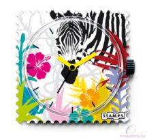 Safari Tour single stamps óralap