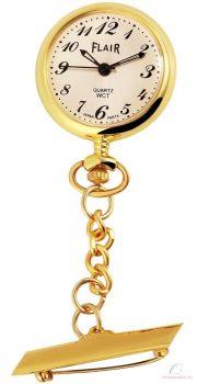 Flair nővér óra fém csiptetővel 1