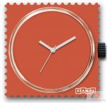 Pure Red single stamps óralap