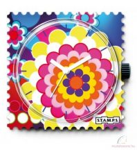 BUNCH OF FLOWERS STAMPS óralap