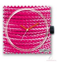 PINK ROPE STAMPS óralap