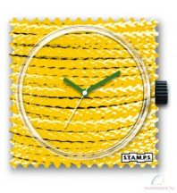 YELLOW ROPE STAMPS óralap