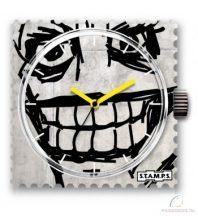 FROGMAN - MAD SMILE STAMPS vízálló óralap