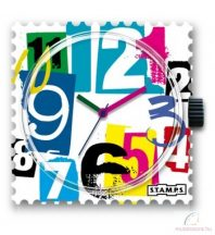 BLACKMAIL WATCH STAMPS óralap