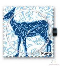 BLUE DEER STAMPS óralap