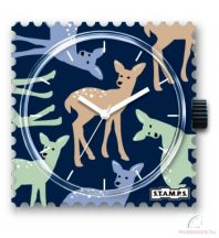 BLUE KID STAMPS óralap