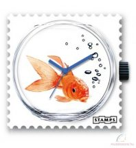 FISH BOWL STAMPS óralap