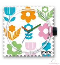 FLOWER BED STAMPS óralap