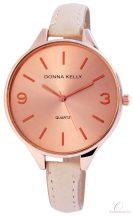 Donna Kelly Női Óra Bézs