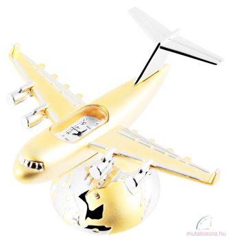 Dawn miniatűr repülőgép óra