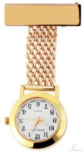 Excellanc arany színű nővér óra
