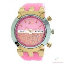 Benchi Óriás Méretű Női Óra Pink