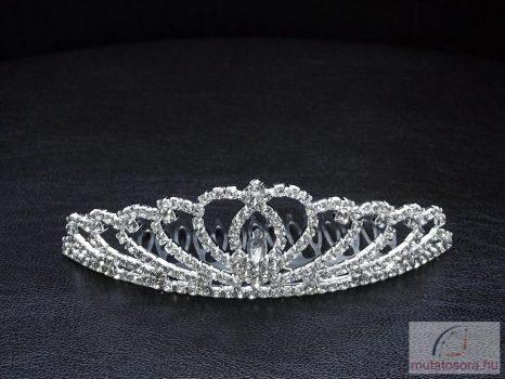 BG2-T-2000 menyasszonyi tiara