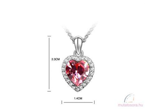 BSW-LM-01-008 kristály medál