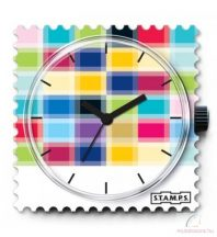 COLOURFULLY STAMPS óralap