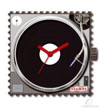 DJ STAMPS óralap