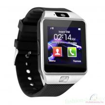 DZ09 Bluetooth Androidos okosóra - ezüst