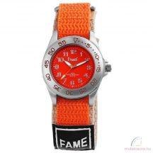 Fame Női Óra Narancs