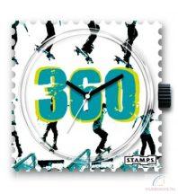 FROGMAN - 360 STAMPS vízálló óralap