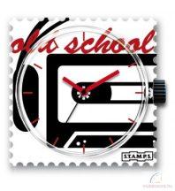 FROGMAN - OLD SCHOOL STAMPS vízálló óralap