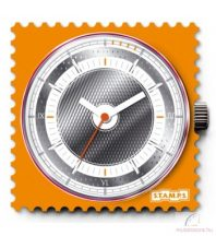 FROGMAN - ORANGE SQUARE STAMPS vízálló óralap