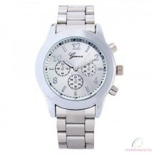 Geneva Chrono Style Ezüst Színű Női óra