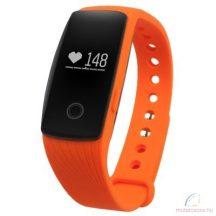 ID107 Bluetooth okosóra - narancs