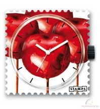 LOVE APPLE STAMPS óralap