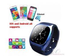 Bluetooth M26 okosóra - kek