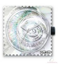 MOTHER OF PEARL STAMPS óralap