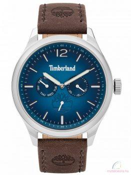 Timberland TBL15940JS.03 férfi karóra valódi bőrszíjjal
