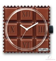TIME CHOC STAMPS óralap