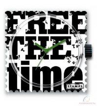 FROGMAN - FREE THE TIME STAMPS vízálló óralap