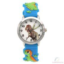 Dinoszaurusz mintás gyerek óra