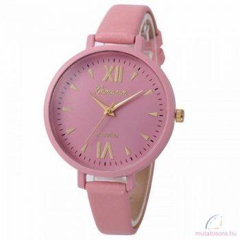 Geneva Molly Női Óra - Light Pink