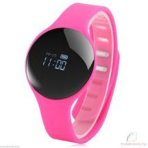 H8 Bluetooth okosóra - rózsaszín