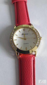 Geneva Peggie Köves arany színű Női karóra - rózsaszín - sérült