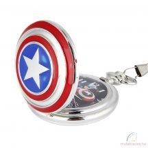 Amerika kapitány láncos óra