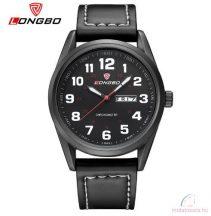 Longbo Férfi Divat óra - fekete