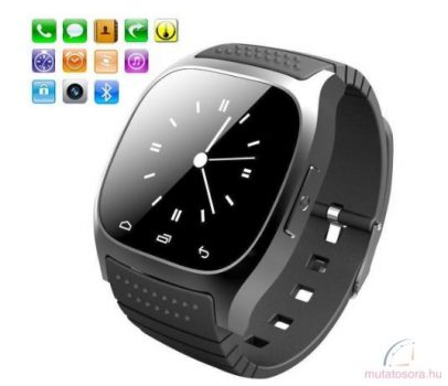 Bluetooth M26 okosóra Uniszex