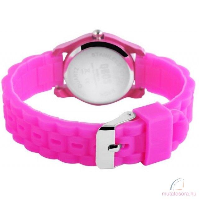 Qbos Gyermekóra Hot Pink - Akciós b63dd2375f