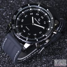 V6 Super Speed Férfi Karóra - black
